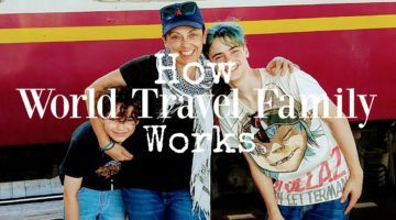 How World travel family works