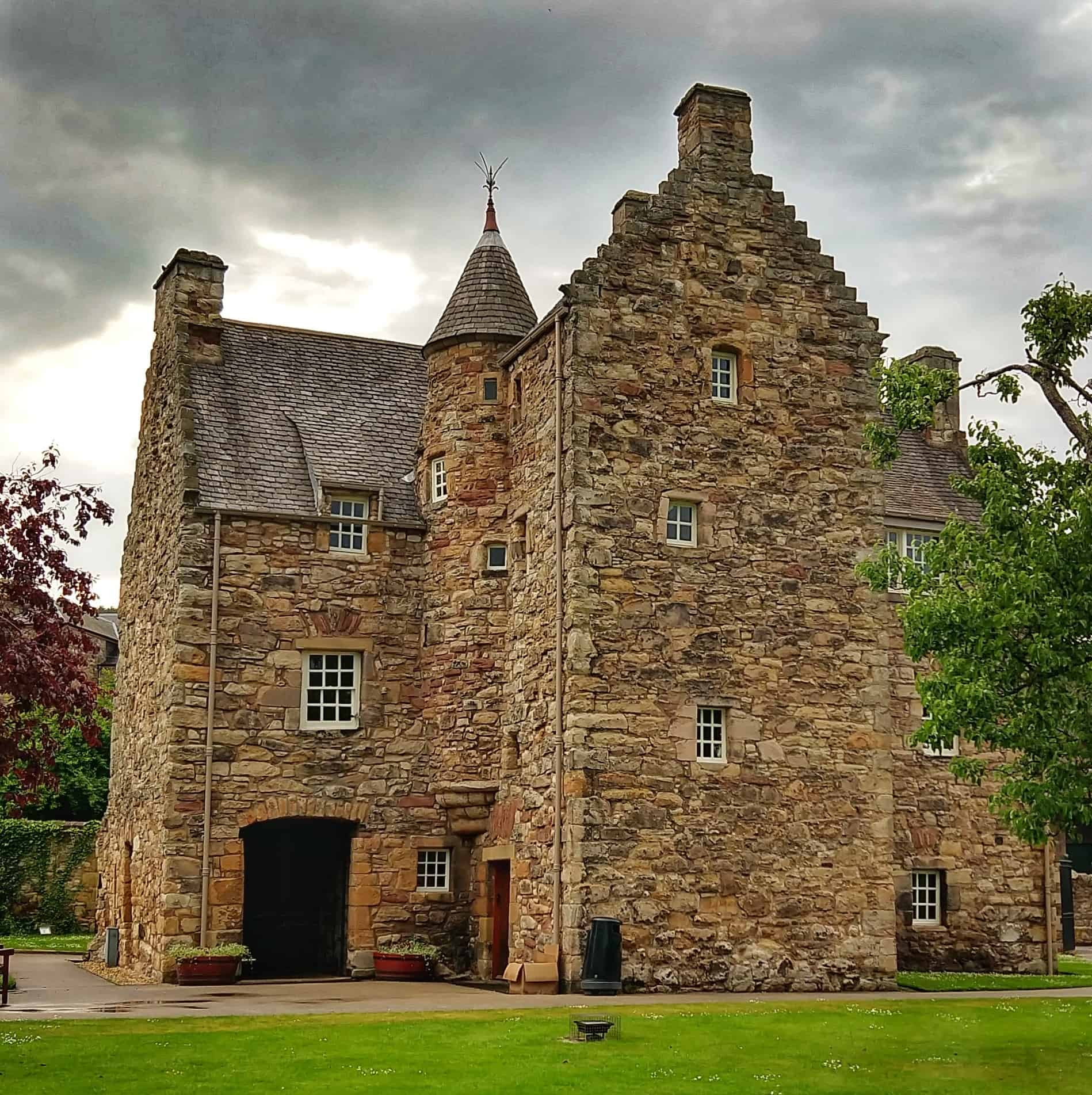 Jedburgh Scotland Mary Queen of Scots House