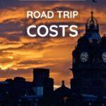 Scotland Road Trip Costs