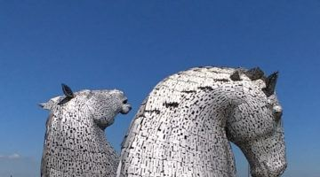 The Kelpies Scotland Blog and Guide