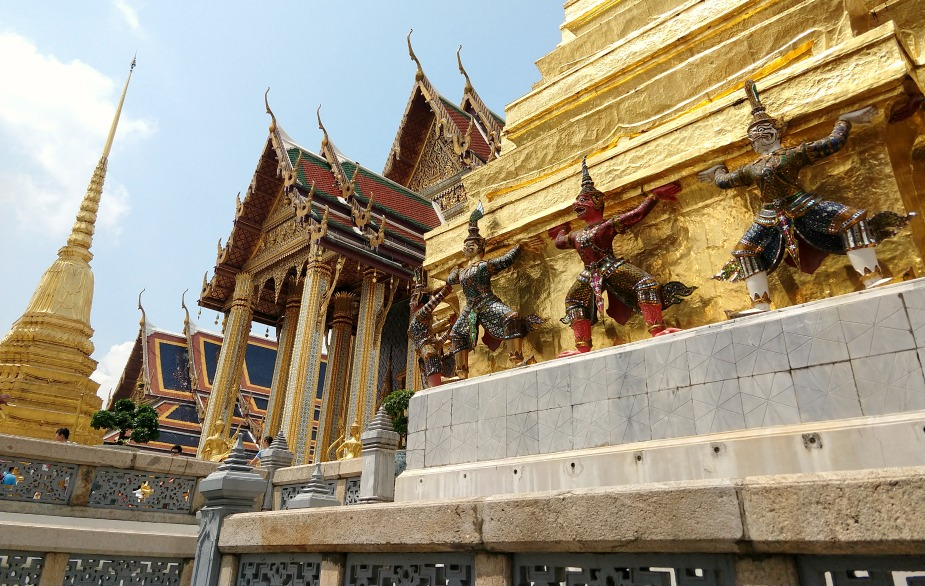 Favourite places in south east asia grand palace bangkok