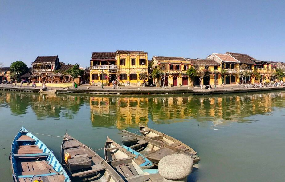 Hoi An Vietnam Southeast Asia With Kids