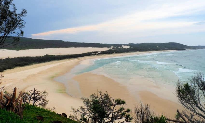 Fraser island beaches. Things to do Fraser Island