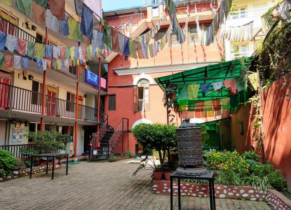 Hotel in Thamel Kathmandu