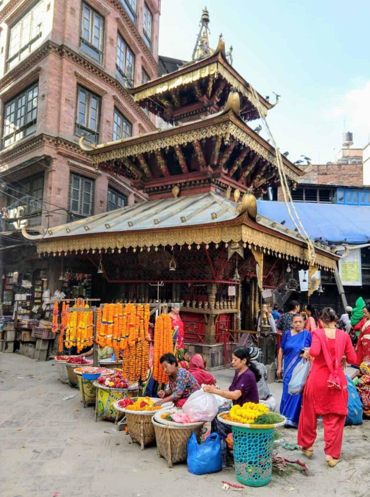 Kathmandu Markets