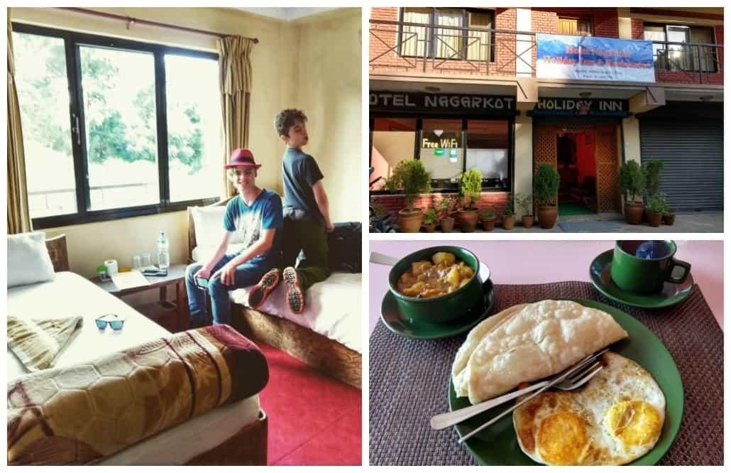 Nagarkot Holiday Inn