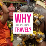 Why do people Travel