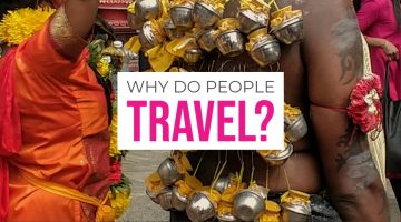 Why do people travel-Why travel at all