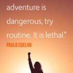 paolo coelho travel quote