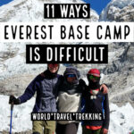 Everest Base Camp Trek Difficulty and Hardships - How Hard Can it Be?