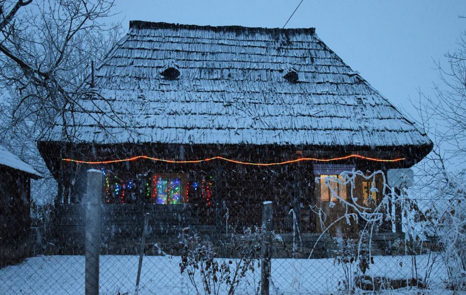 Christmas Day in Romania