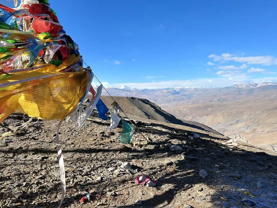 Tibetan High Pass Shigatse