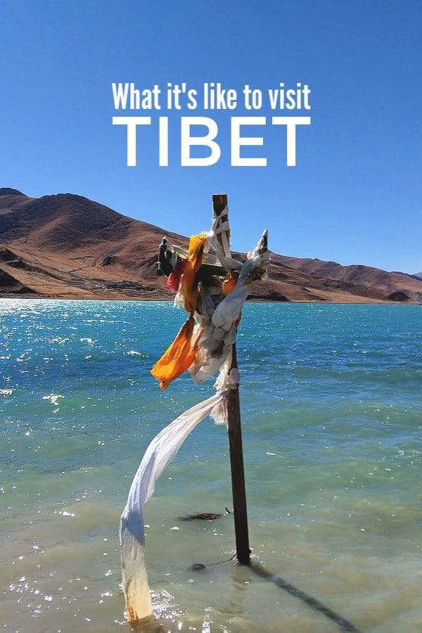 What it's like to visit Tibet
