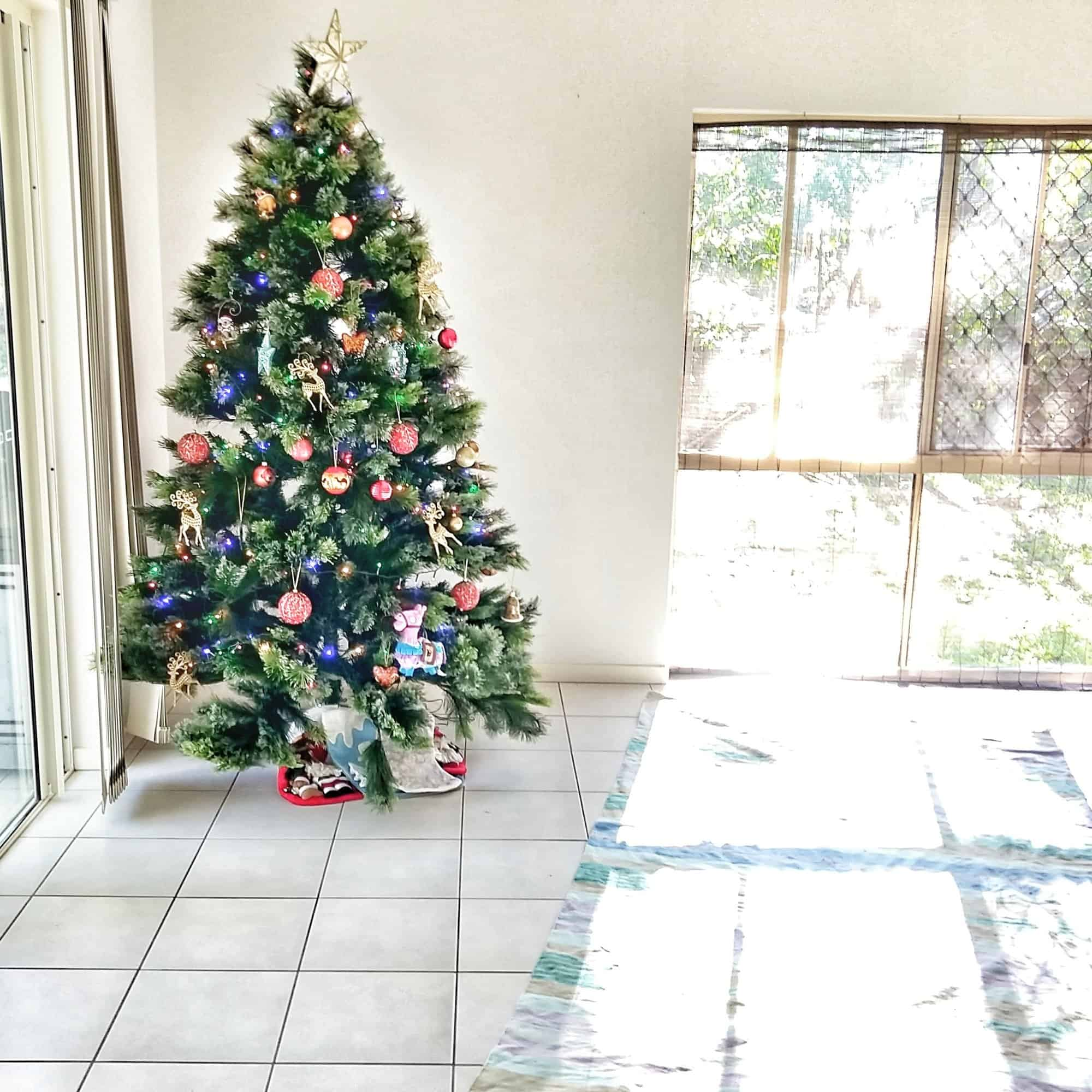 Coming home for Christmas after long term travel