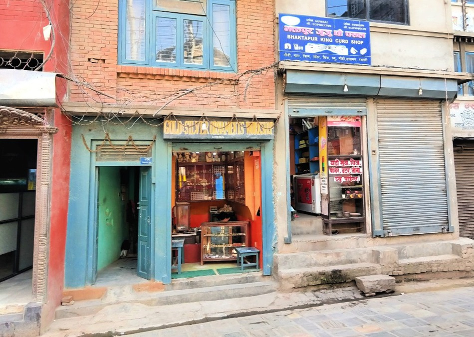 JuJu Dhau Shop Freak Street Kathmandu