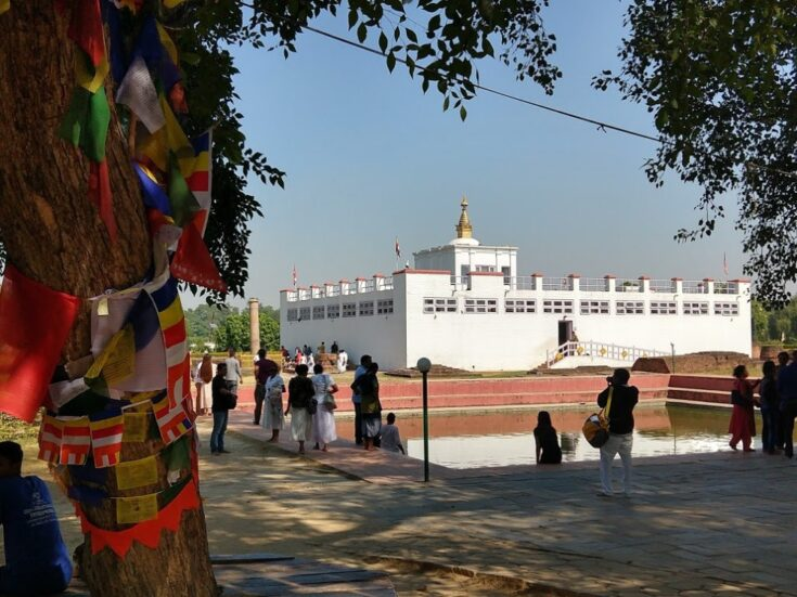 Lumbini Nepal- Visiting Buddha's Birthplace