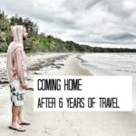 Returning home after long term travel