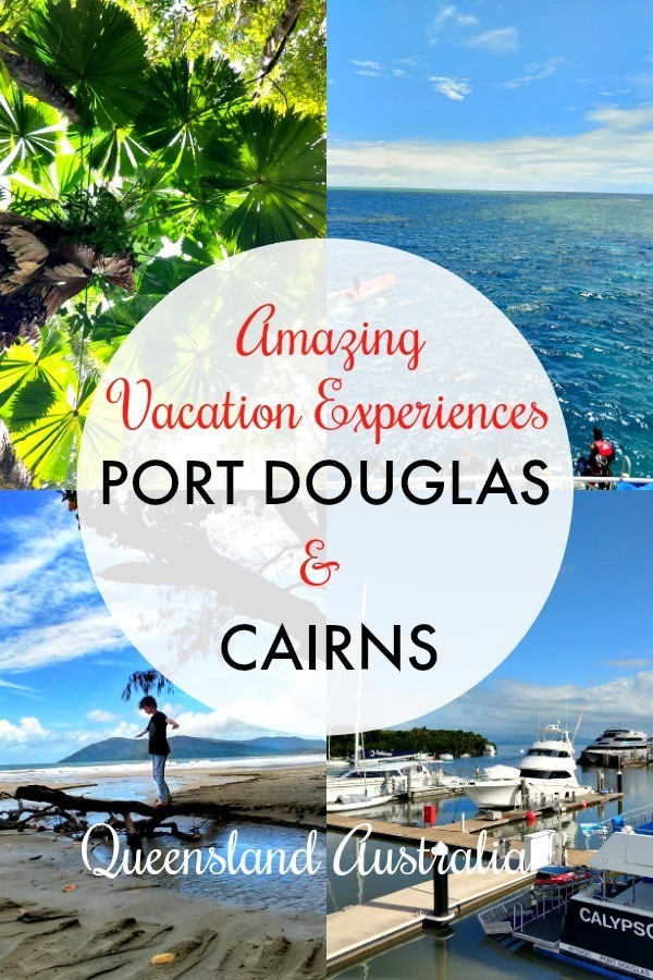 Amazing Vacation in Port Douglas and Cairns Queensland Australia