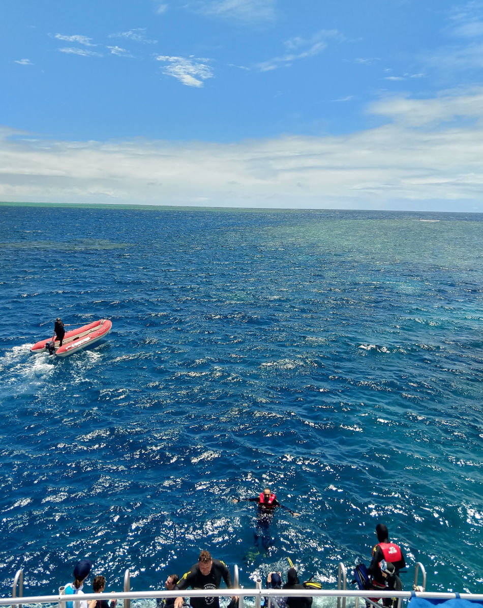 Cairns and Port Douglas - Spend a day on the great barrier reef