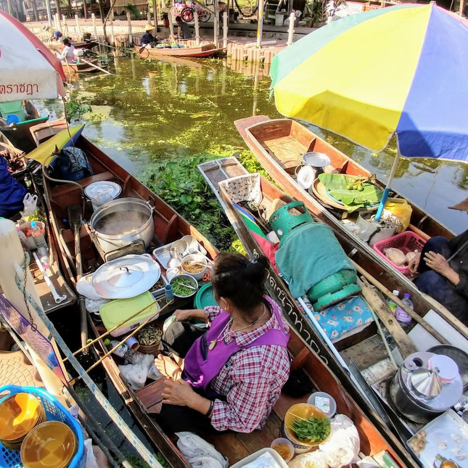 Food tour in Thailand