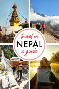 Travel in Nepal Guide