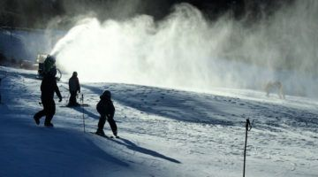Family Gap Year Ideas Learn to Ski
