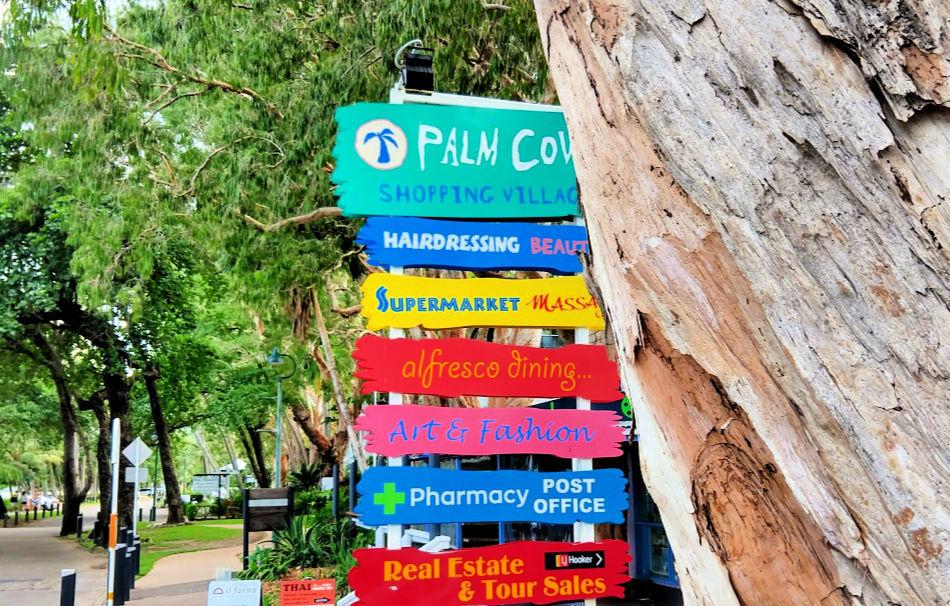 Palm Cove Northern Beaches
