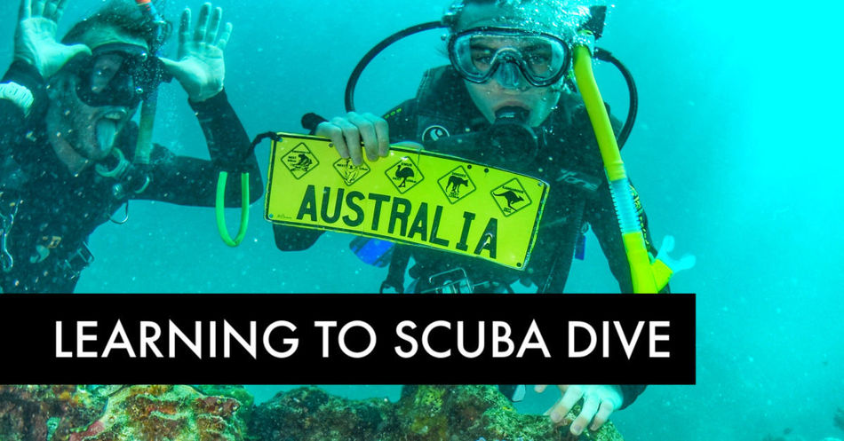Learning to Scuba Dive Divers Den