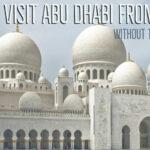 Dubai to Abu Dhabi