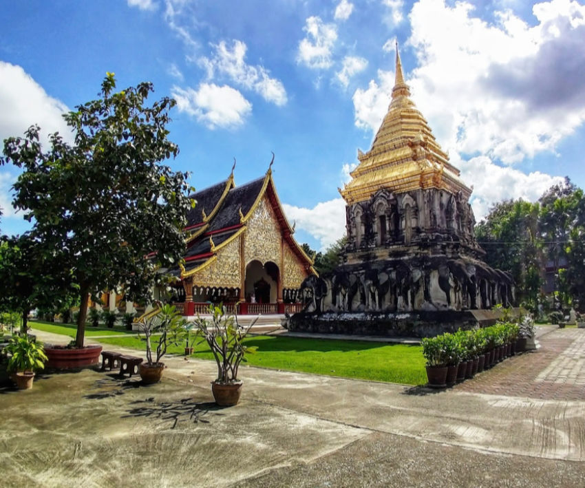 Wat Chiang Man Buddhist Temple
