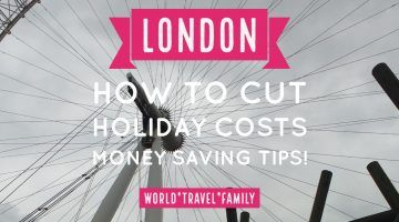 money saving tips london