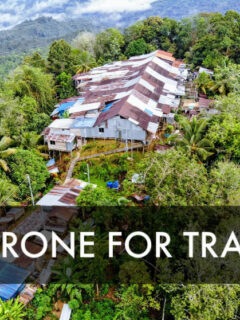 Drone Travel Photography and Travelling With a Drone. Best Travel Drone