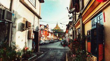 Old Town Kuching Sarawak Staying in Kuching to make this Sarawak travel blog