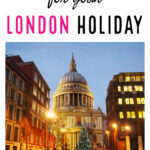 Money Saving Tips For Your London Holiday