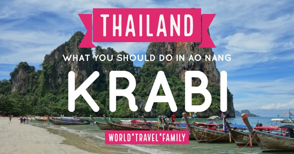 Things to do in AoNang Krabi