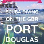 Australia scuba diving on the GBR Port Douglas