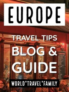Europe Travel Tips Blog and Guide