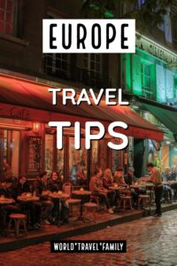 Europe Travel Tips and Guide