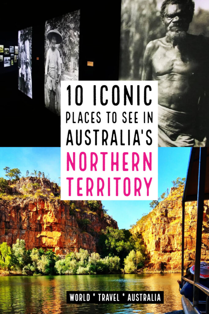 10 Iconic places to see in Northern Territory Australia