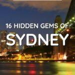 16 hidden gems of sydney