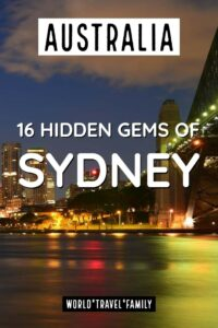 16 hidden gems of sydney