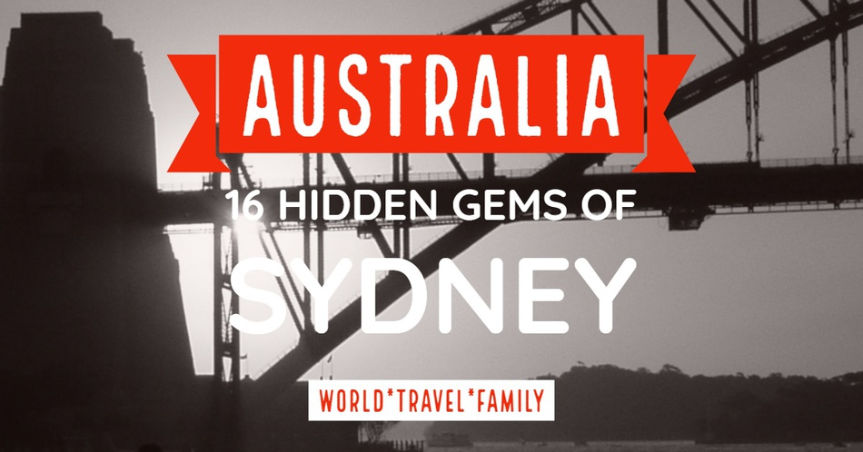 Australia 16 Hidden Gems of Sydney