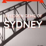 Hidden gems of sydney pinterest