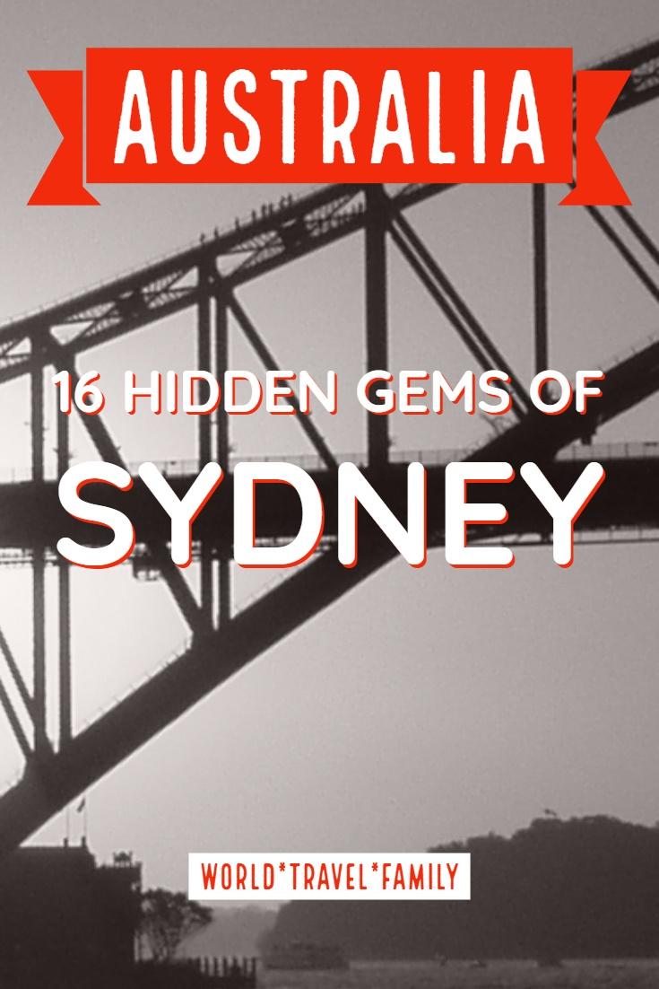 Australia Travel 16 Hidden Gems of Sydney