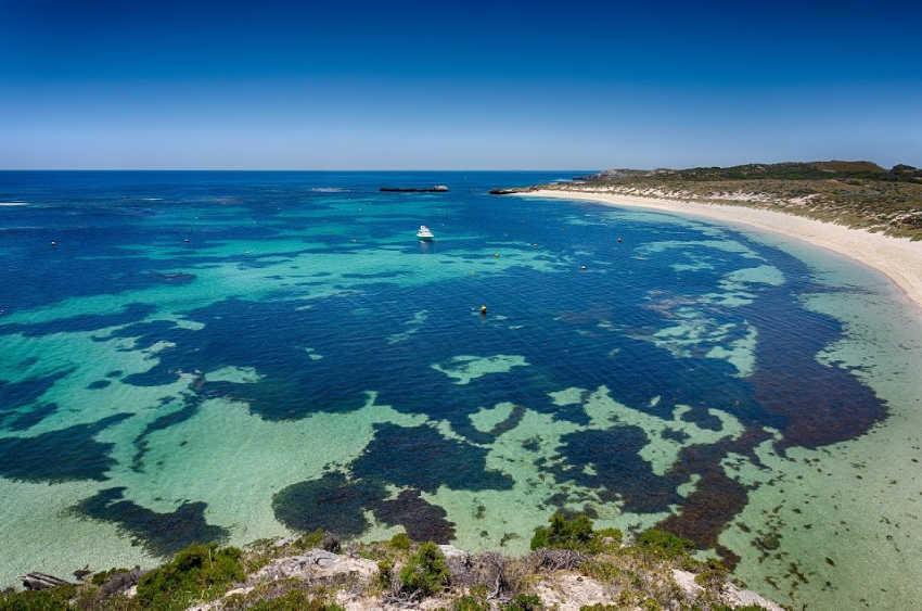 Australia Travel Blog West Coast Beach