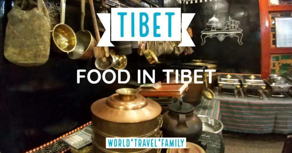 Food in Tibet a tibetan kitchen