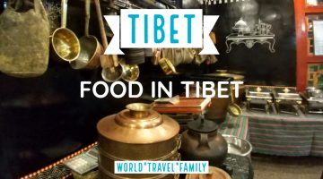 Food in Tibet a tibetan kitchen