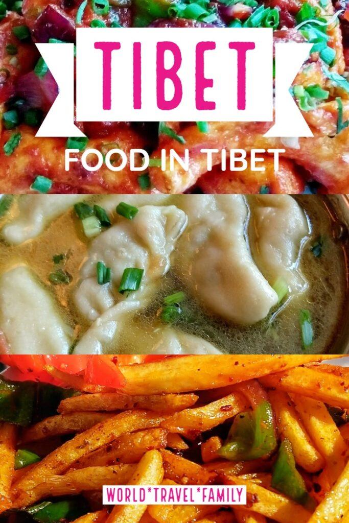 Food in Tibet Tibetan Food