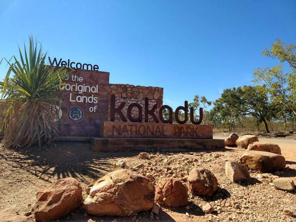 Places to visit in the northern territory Kakadu National Park