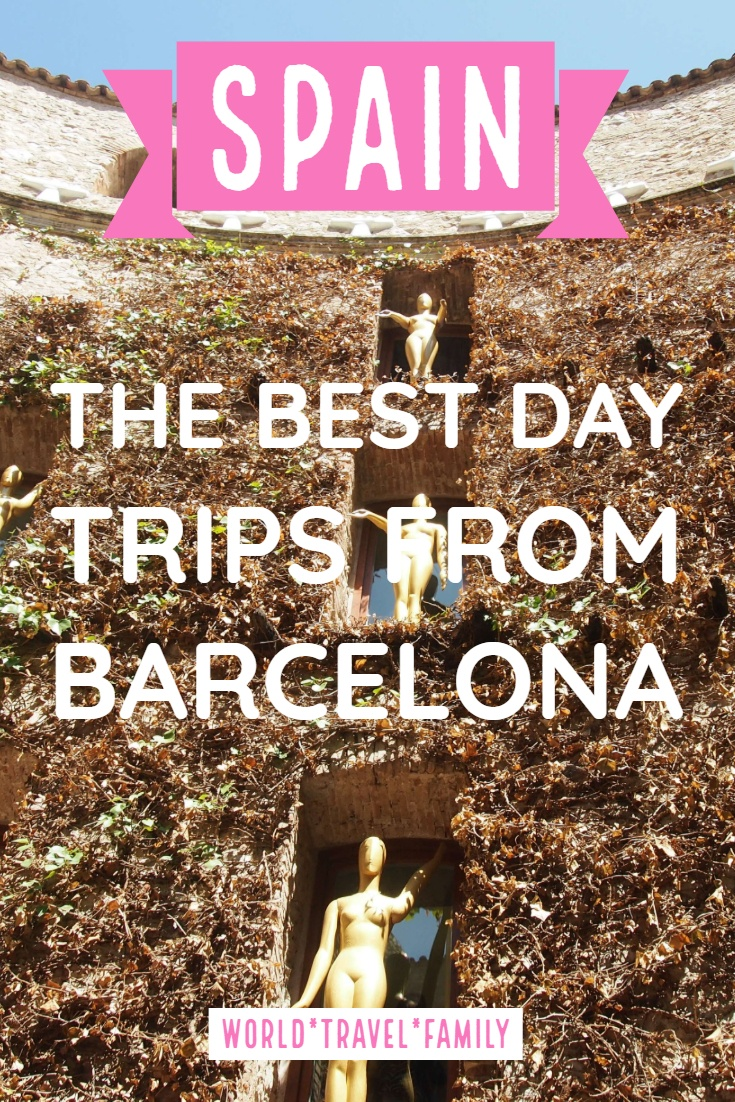 Spain the best day trips from Barcelona
